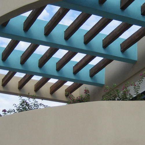 Vigas arquitectura de fibra de vidrio fiberland for Arquitectura de madera