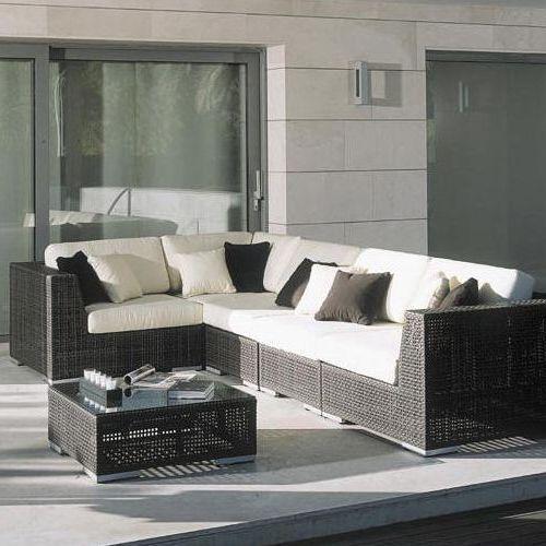 Muebles de exterior fiberland - Muebles jardin fibra sintetica ...